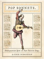 Pop Sonnets by Erik Didriksen.