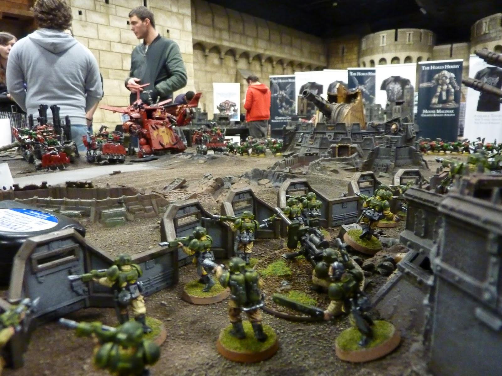 Astra militarum battle report 7th
