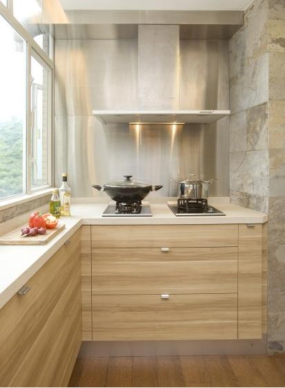 Armarios Para Jardin Ikea ~ Detalhe veios da madeira no armário da cozinha! Jeito de Casa Blog de Decoraç u00e3o e Arquitetura