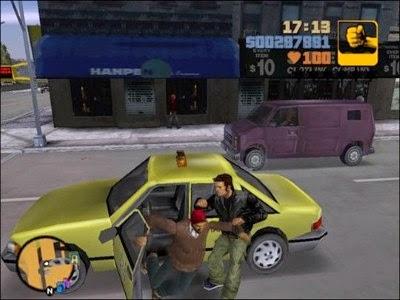 Grand Theft Auto III www.juegosparaplaystation.com Iso Ps2 Ntsc