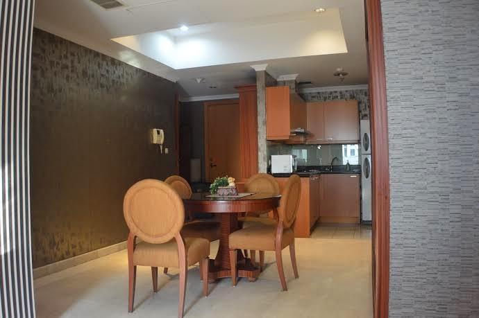 Sewa Apartemen Sudirman Mansion Jakarta Selatan