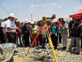 Invertirán más dos millones de soles en obras de mejoramiento vial en Trujillo