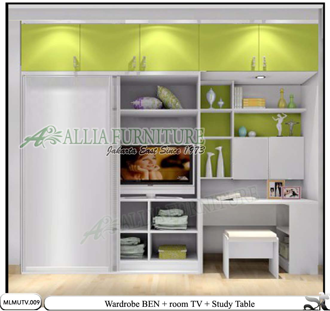 Foto lemari tv auto design tech for Rak kitchen set