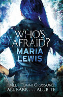 Recently reviewed: Who's Afraid? by Maria Lewis