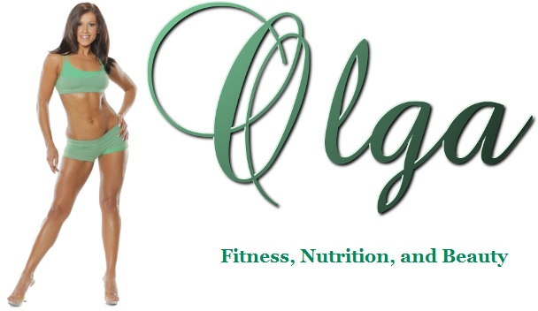 Fitness, Nutrition, and Beauty by Olga