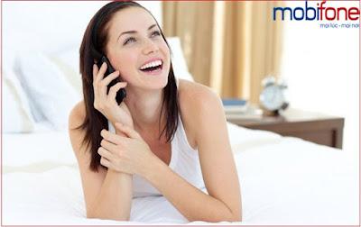 Mobifone ưu đãi 50% giá trị thẻ nạp ngày 08/10