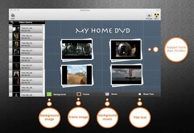 Mac app burn DVD
