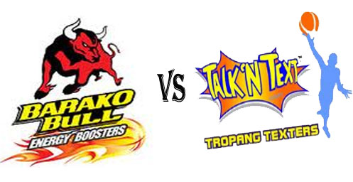 Barako Bull Energy Cola vs Talk N Text Tropang Texters Live Stream October 24, 2012