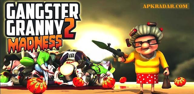 Gangster Granny 2 Madness APK