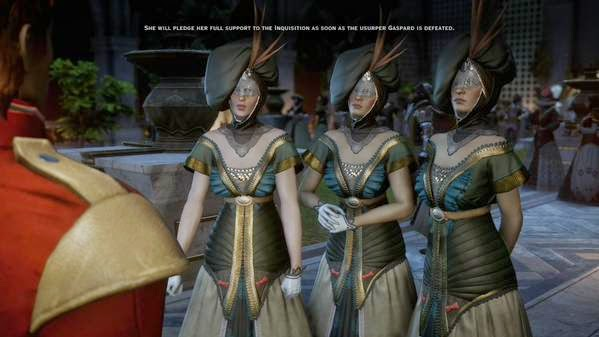 how to get belle of the ball dragon age