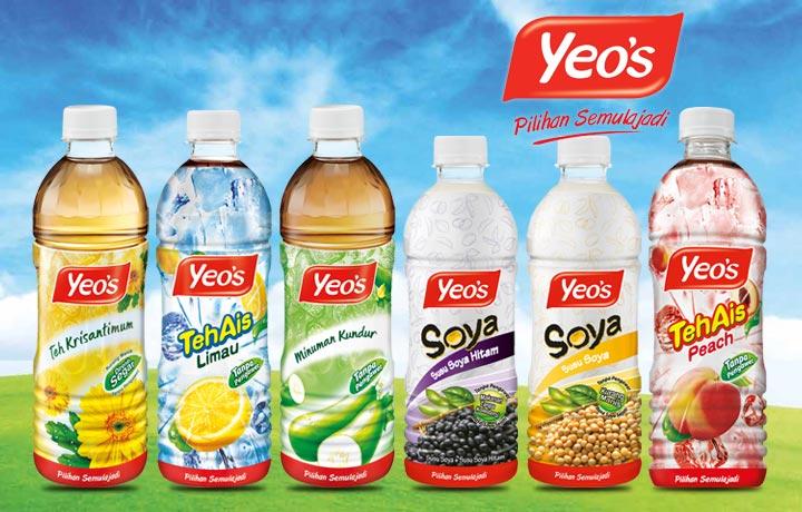gaya hidup sihat mujadafewa bersama yeo's, gaya hidup sihat, minuman yeo's, minuman kesihatan, hidup sihat dengan yeo's