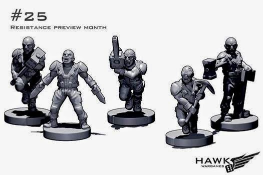 Resistance Fighters Preview