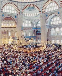 ชาวมุสลิมในตุรกี