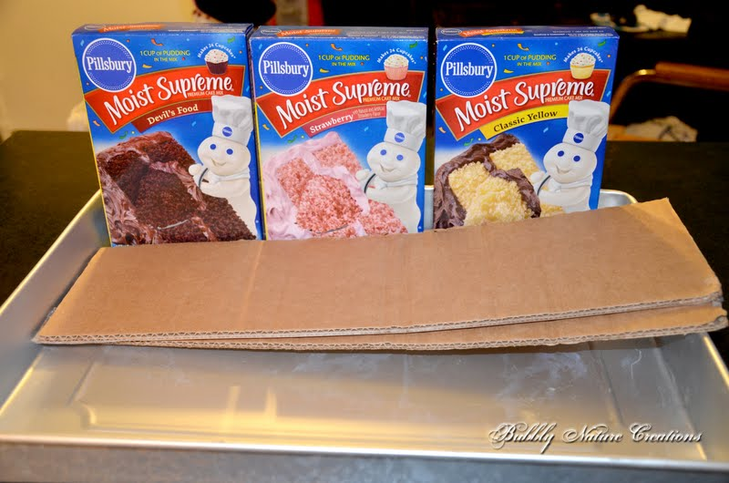 Different Cake Mixes