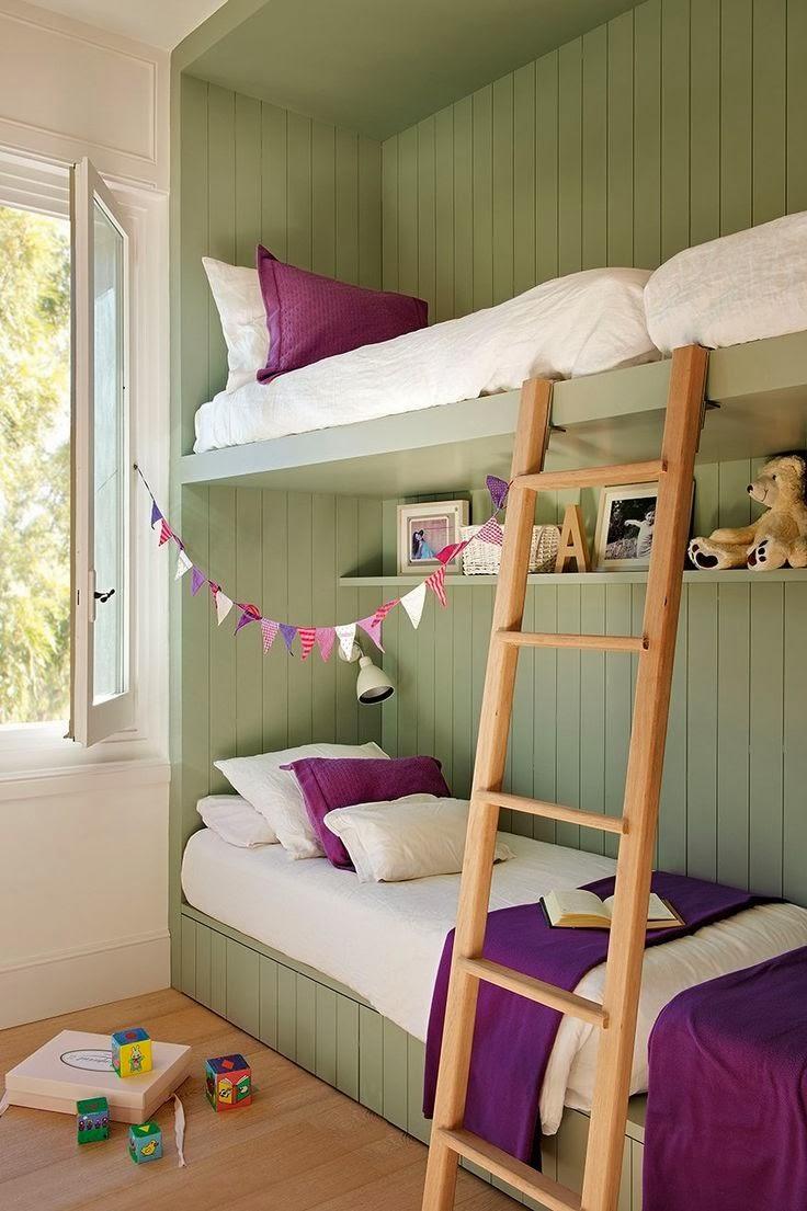 Ndios e cowboys ideias de decora o para quartos de - Habitaciones pintadas para ninos ...