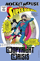 Copyright Crisis - Mockey Mouse Vs Superiorman