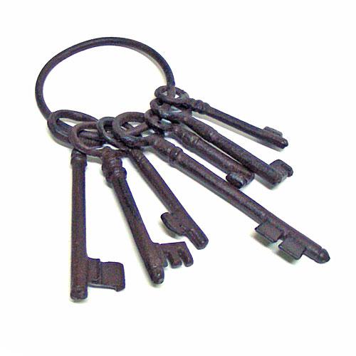 Las llaves abrecaminos Mi Rincón Mágico