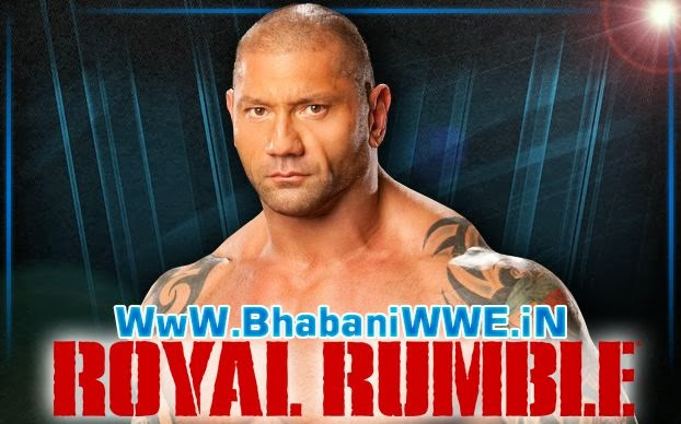 News » Updated List of Royal Rumble 2014 Competitors (20 Men Announced)  (The Usos, Wyatt Family & MORE)