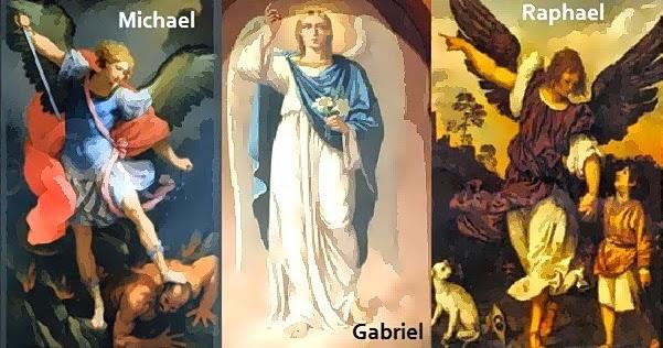 михаэль рафаэль габриэль люби найти любовный приворот