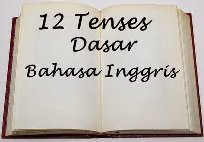 12 Tenses Dasar Bahasa Inggris