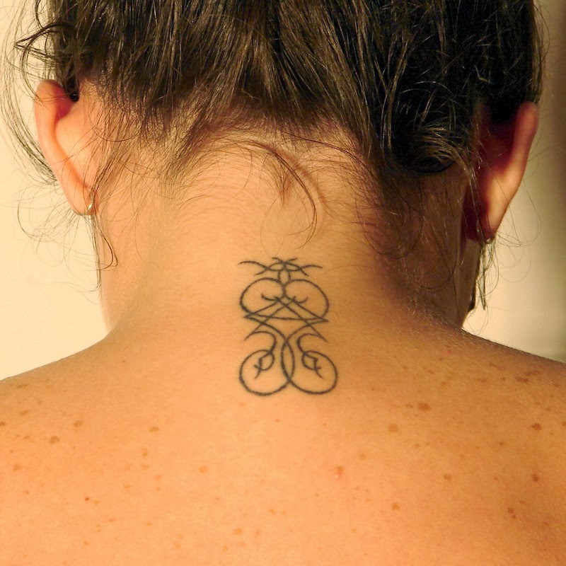 Tattooz Designs: Back Tattoos