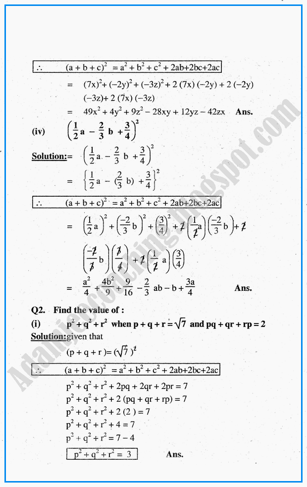 exercise-4-8-algebraic-expressions-mathematics-notes-for-class-10th