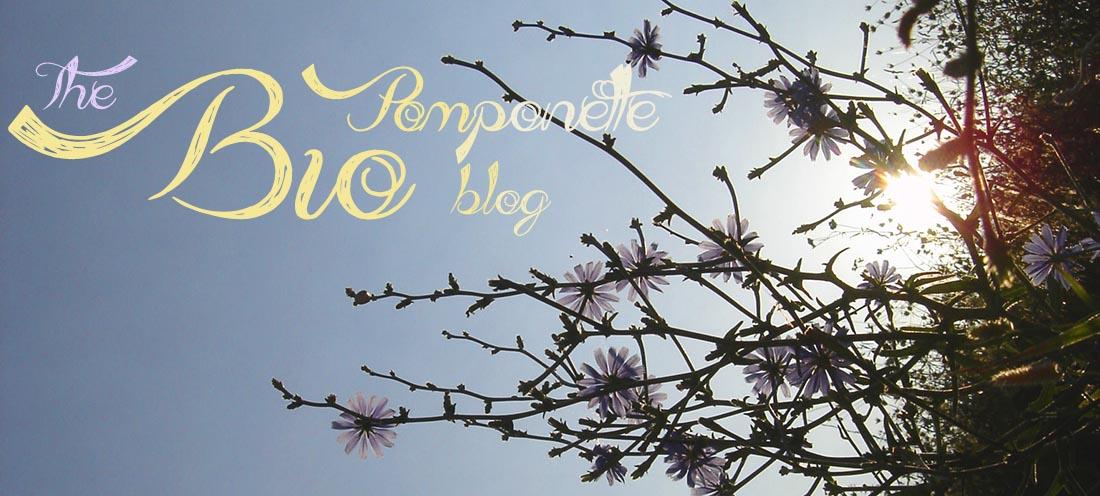 the Bio Pomponette blog
