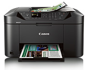 Canon MAXIFY MB2020 printer Driver Mac Os