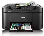 Canon MAXIFY MB2020 printer Driver Mac Os