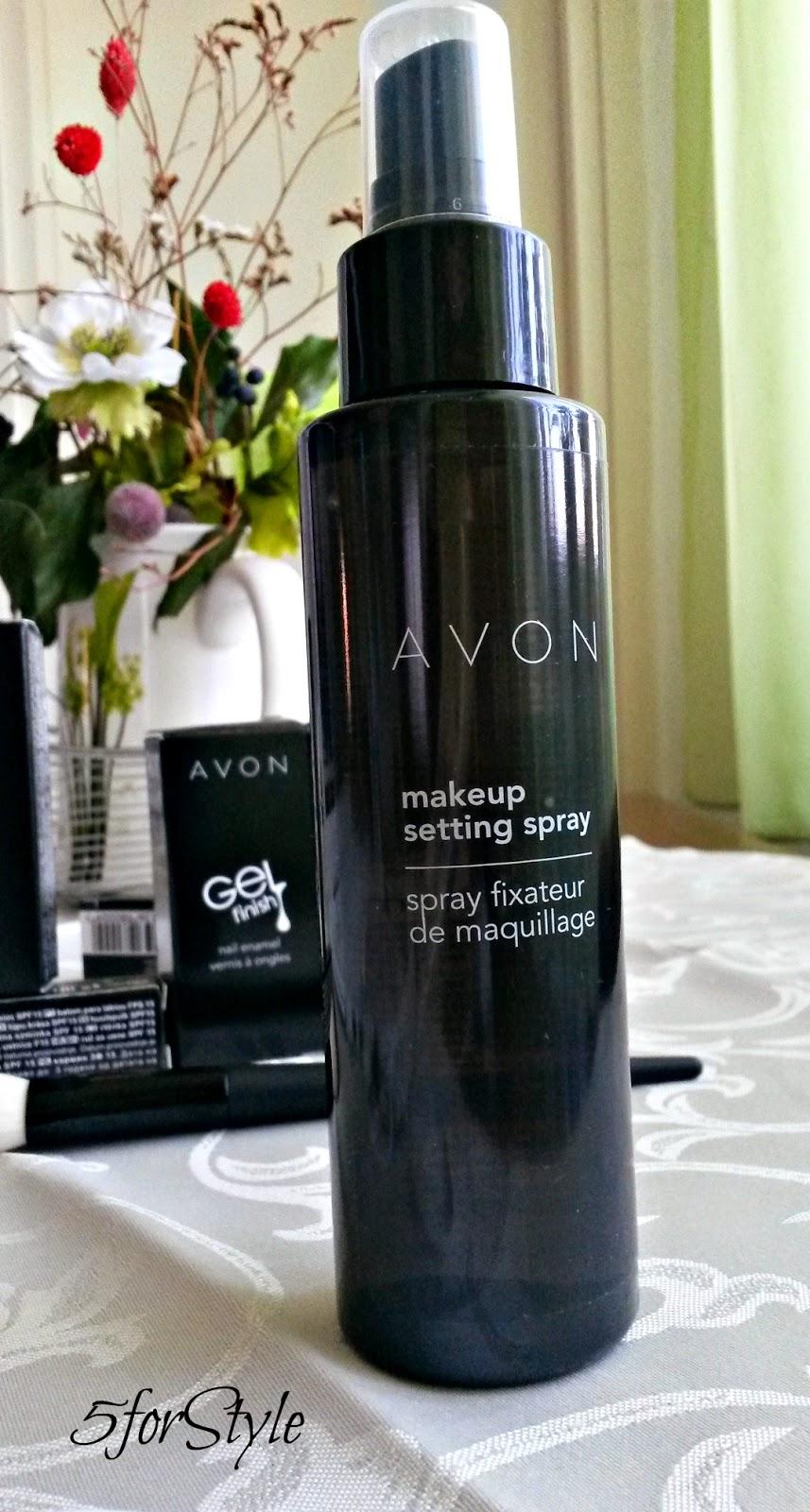 Avon, Sprej za fiksiranje make up-a