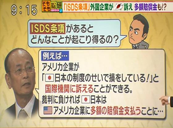 ISDS条項があるとどんなことが起き得るの?-そもそも総研
