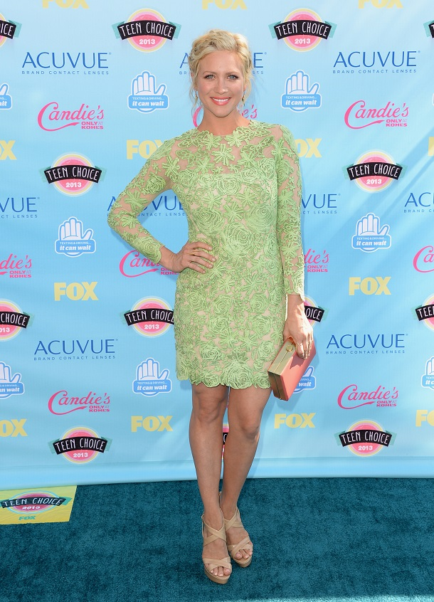 Brittany Snow - 2013 Teen Choice Awards