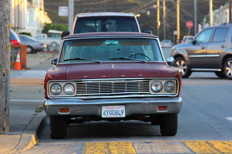 San Francisco Street Sighting