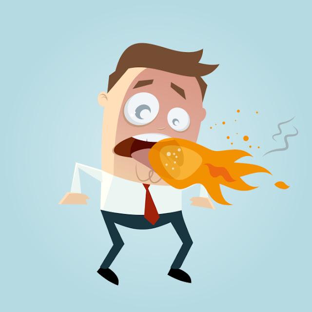 Tips Ampuh Hilangkan Rasa Pedas