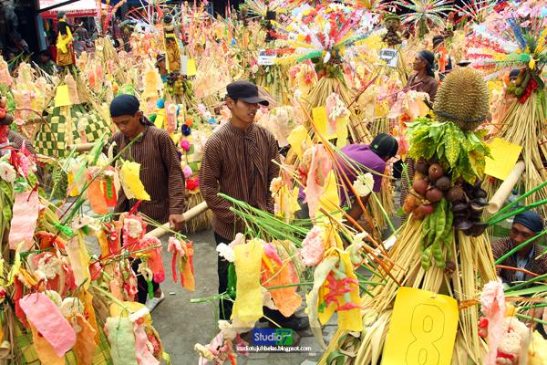 中部ジャワ州のJOLENAN(ジョレナン)の伝統
