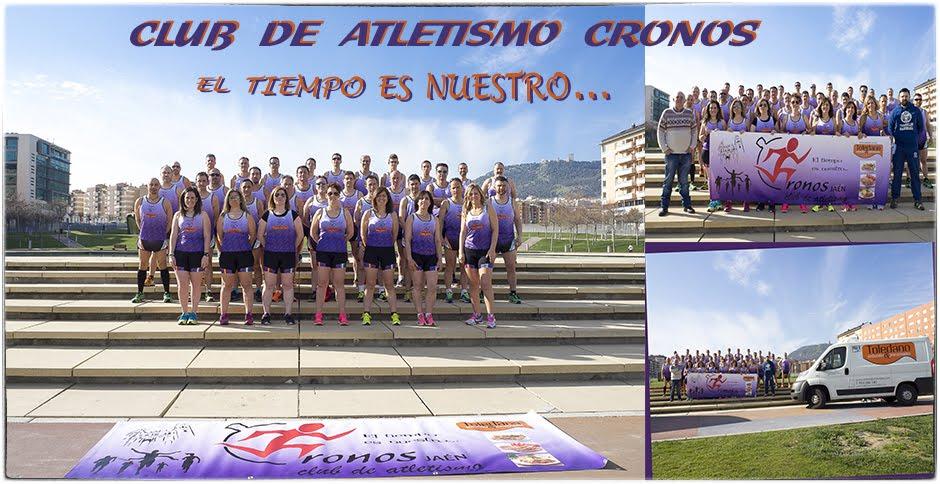 CLUB DE ATLETISMO CRONOS JAEN