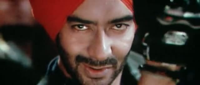 Screen Shot Of Hindi Movie Son of Sardaar 2012 300MB Short Size Download And Watch Online Free at worldfree4u.com