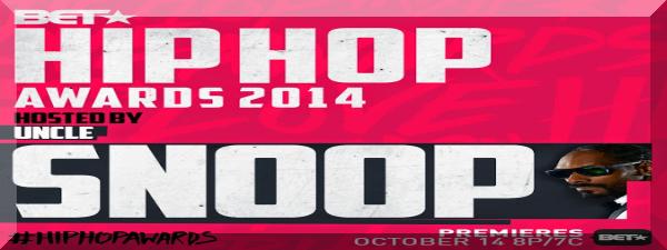 BET HIP HOP AWARDS 2014 ATLANTA