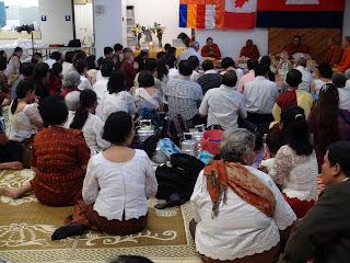 Buddhist Fundraising Ceremony (បុណ្យផ្កាប្រាក់សាមគ្គី)