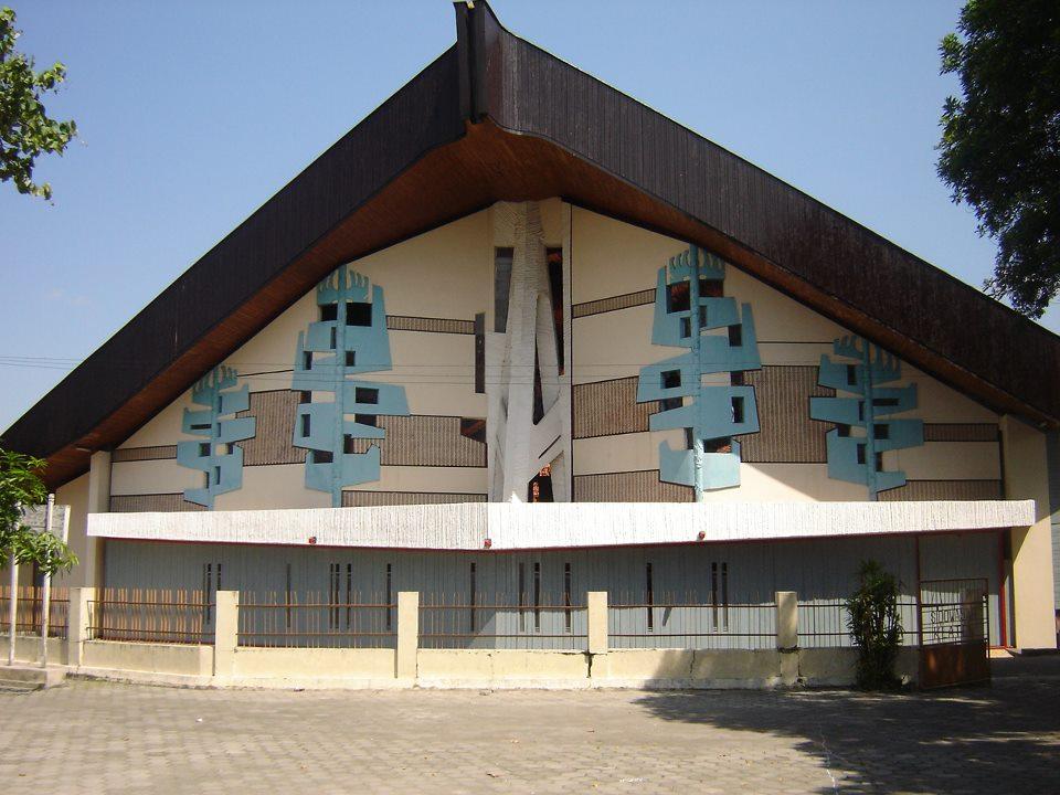Paroki St. Maria Assumpta, Klaten