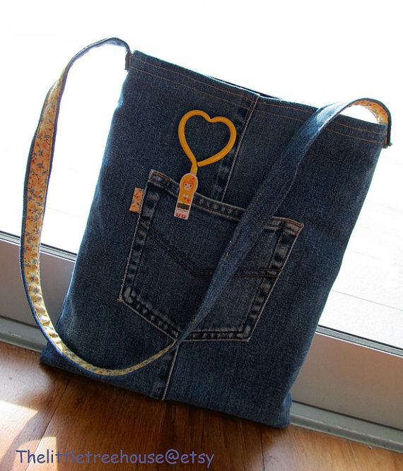 42 Ways To Reuse Old Denim
