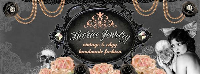 Licorice Jewelry