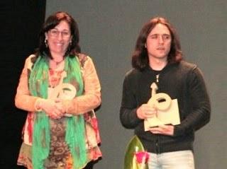 Premis Drac 2015 - Montse Assens i Ivan Bonache