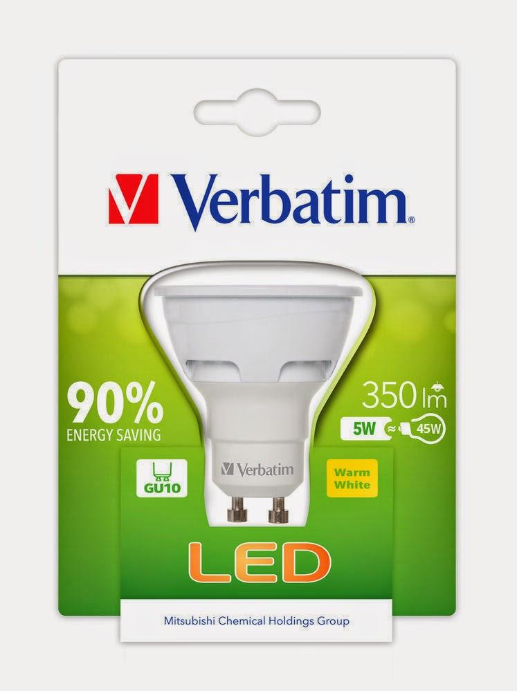 comprar lampadas LED Verbatim Mitsubishi