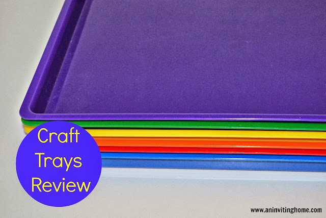 craft trays review