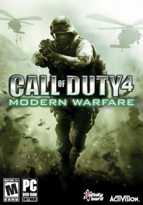 915 Call of Duty 4 Modern Warfare PC Game