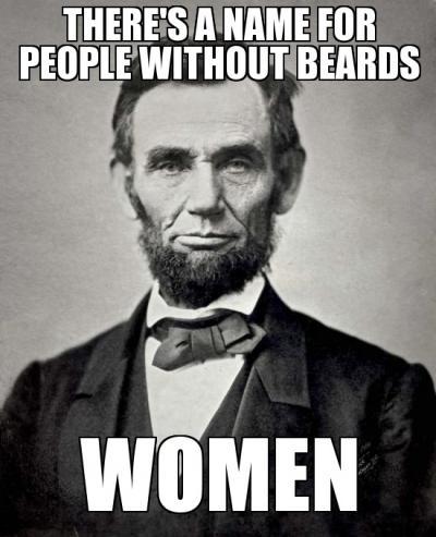 Beard Meme