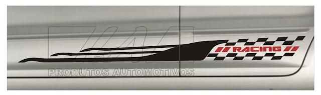 Faixa lateral adesiva lançamento 2015 2016 blog x11auto