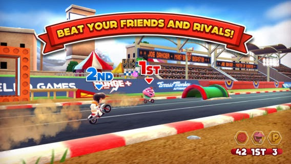 screenshot 2 Joe Danger v1.0.7