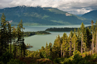 Best Places to See in British Columbia, Harrison Lake